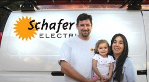 Schafer Family, Schafer Electric Services, Inc