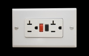 Ground-Fault Circuit Interrupter Outlet