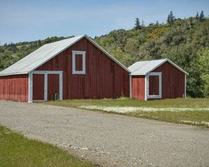 barn remodel structure